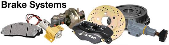 Performance Brakes: Disc, Drum, Parts & More at Summit Racing