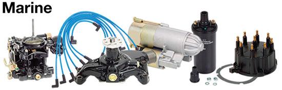 Marine Engine Parts & More at Summit Racing