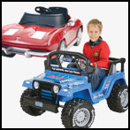 Battery-Powered Ride-On Vehicles