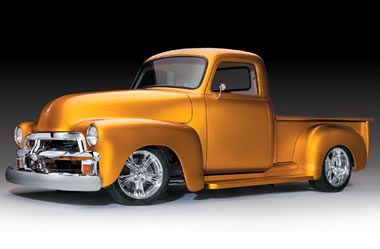 From Rust To Gold Jeff Matauch S 1954 Chevy 3100 Free