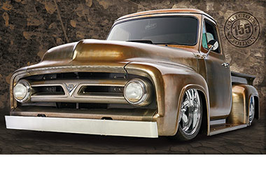 21608079ba0b6e Crafted Work  Keith Sayers s 1953 Ford F-250 - Free Shipping on ...