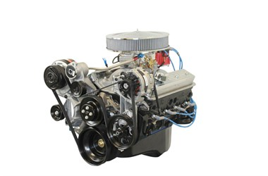 Blueprint engines turnkey 350365 hp small block chevy crate engine blueprint engines turnkey 350365 hp small block chevy crate engine now available at summit racing free shipping on orders over 99 at summit racing malvernweather Image collections