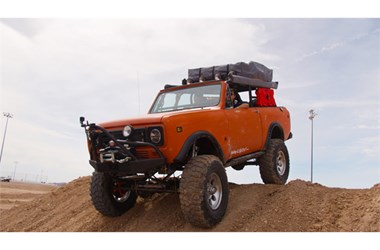 Xtreme Off-Road Overland Scout II Parts Combos Now Available at