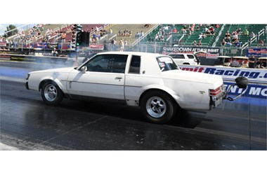 Horsepower Wars $10K Shootout Team Boddie 1984 Buick Regal