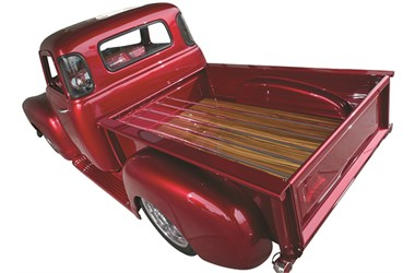 Bed Wood and Parts Pickup Bed Floor Kits Now Available at