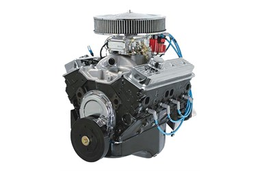 BluePrint Engines 350/365 HP Small Block Chevy Crate Engines: Big