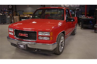 Truck Tech Project Red Tide 1988 Chevy K1500 Parts Combos Now