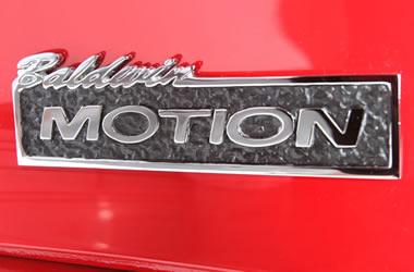 Baldwin Motion logo