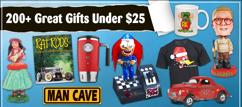 200+ Great Gifts Under $25