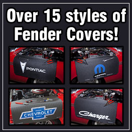 Over 15 styles of Fender Covers!
