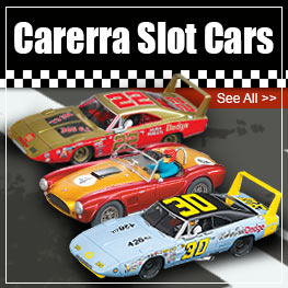Carerra Slot Cars