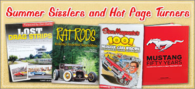 Summer Sizzlers and Hot Page Turners