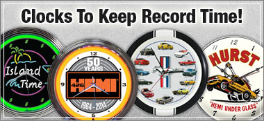 Clocks To Keep Record Time!