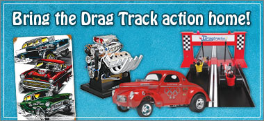 Bring the Drag Track action home!