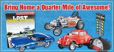 Bring Home a Quarter Mile of Awesome!