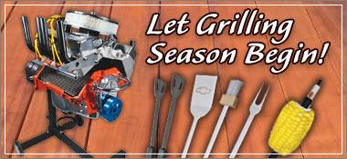 Let Grilling Season Begin!