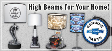 High Beams for Your Home!
