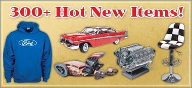 300+ Hot New Items!