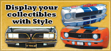 Display your collectibles with Style