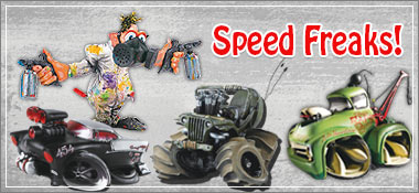 Speed Freaks!
