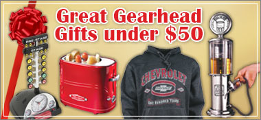 Great Gearhead Gifts under $50