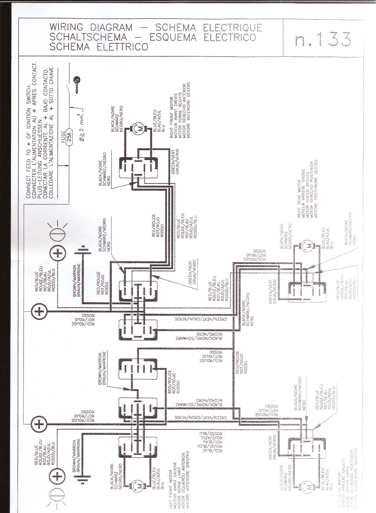 window wiring diagram 2003 eclipse spyder  window  free
