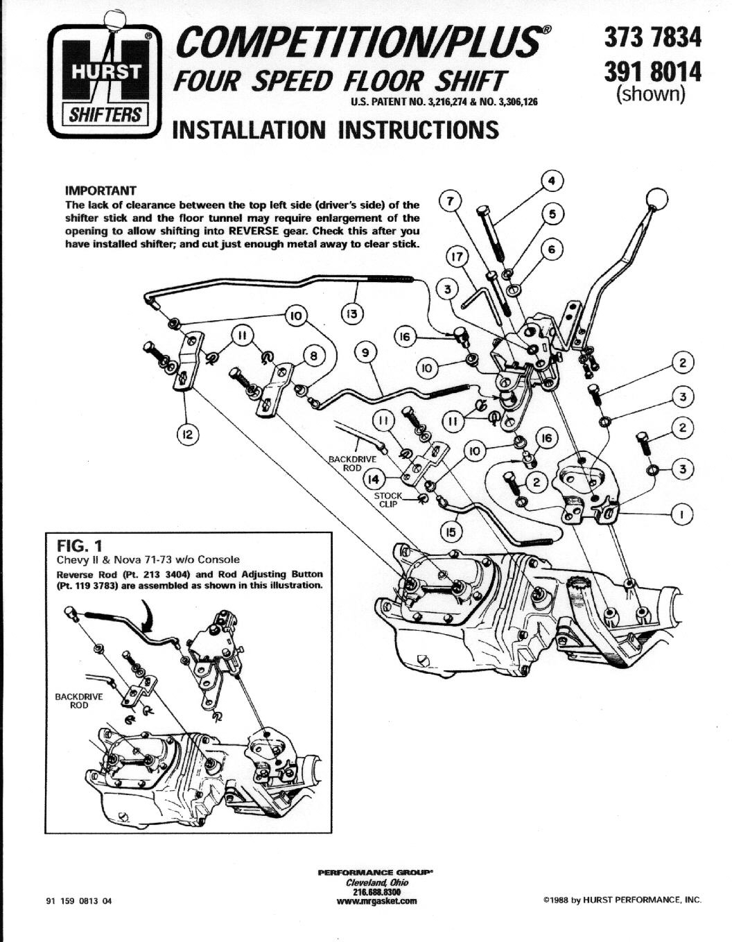 5spd Manual Shifter Part Number Manual Guide