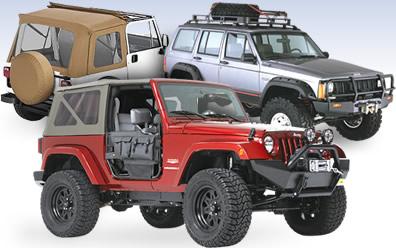 Summit Auto Racing Parts on Jeep Auto Parts