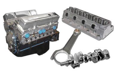 Engine restoration parts at Summit Racing
