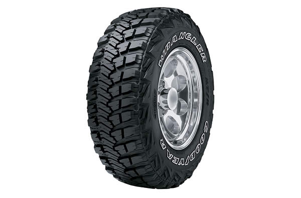 Goodyear Racing Tires >> Goodyear Wrangler MT/R Tires with Kevlar® Available at Summit Racing Equipment - Free Shipping ...