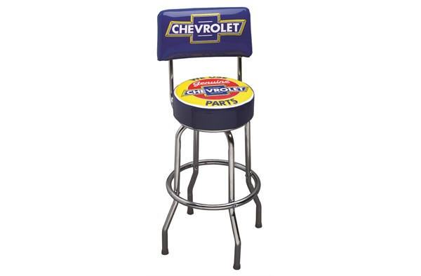 Genuine Hotrod Hardware Introduces New Themed Bar Stools for Fathers Day