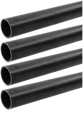 Allstar Performance ALL22129-8 1 in Wall Thickness, Mild Steel Tubing .083 in