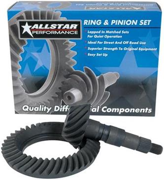 Allstar Performance ALL70110 7.5 3.23 Ring and Pinion Gear Set for GM