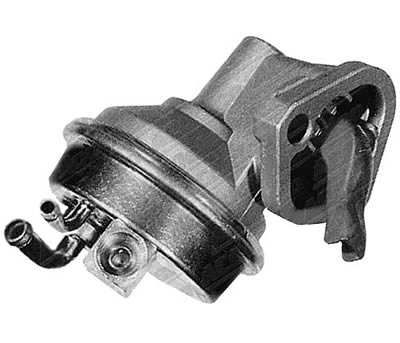 acdelco mechanical fuel pumps free shipping on orders over 99 at rh summitracing com GM Fuel Pump Connector Diagram GM Fuel Pump Relay Diagram