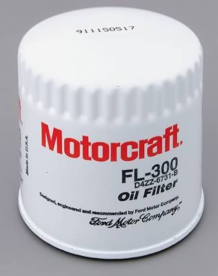 Ford F  L  Motorcraft Oil Filters Free Shipping On Orders Over  At Summit Racing