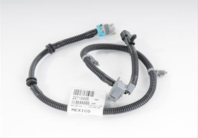 ACDelco ABS Wheel Sd Sensor Wiring Harnesses 22710405 on