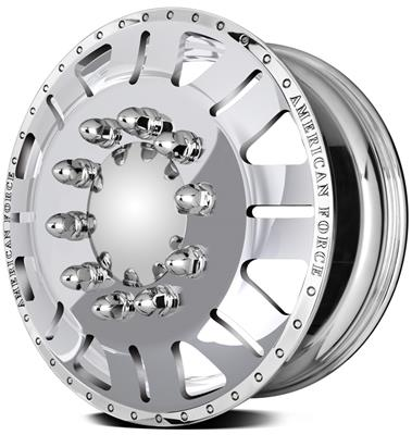 American Force Trigger Dually Series Polished Wheel Combos Afdd56225 1