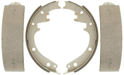 Drum Brake Shoe-Element3; Organic Rear,Front Raybestos 176PG