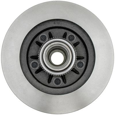 Raybestos 66821 Advanced Technology Disc Brake Rotor and Hub Assembly