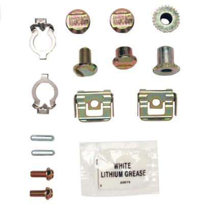 Parking Brake Hardware Kit Rear Better Brake 7319