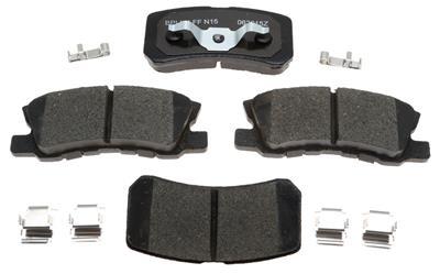 Raybestos MGD1285CH Reliant Brake Pad Set