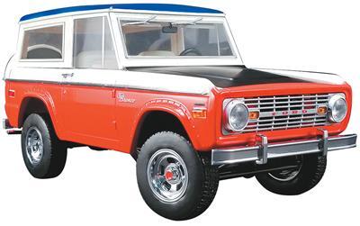 1:18 Scale 1971 Ford Bronco Baja Acme Diecast Model GL-51173