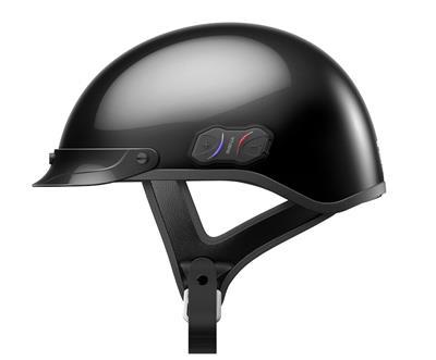 SENA Cavalry Bluetooth Half Helmets CVLRYCLGBL