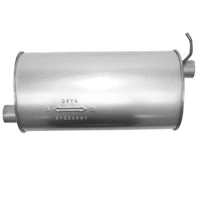 Walker Exhaust 18968 Walker SoundFX Direct Fit Muffler Exhaust Muffler