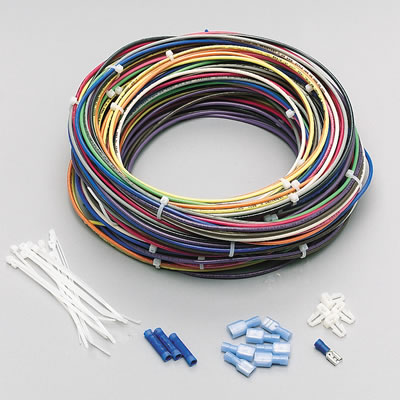 arc wiring harness    arc    3121    wiring       harness    color coded 18 ft long 14 gauge     arc    3121    wiring       harness    color coded 18 ft long 14 gauge