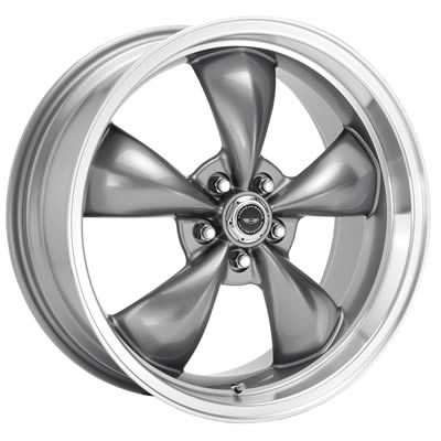 "American Racing Torq Thrust M Anthracite Wheel 17""x8"" 5x4 75"""