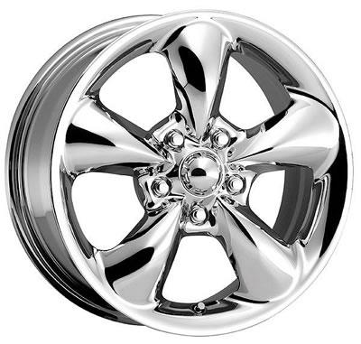 American Racing Ar606 Aero Chrome Wheels 6066765