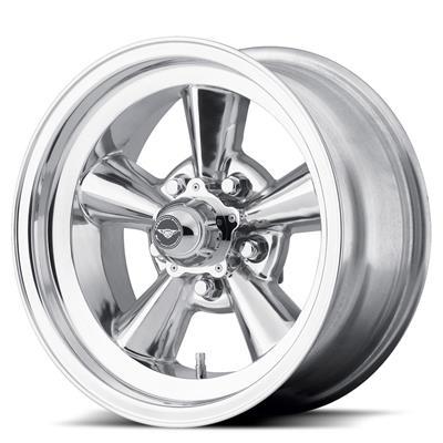 American Racing Vn109 Torq Thrust Original Polished Wheels Vn1095765
