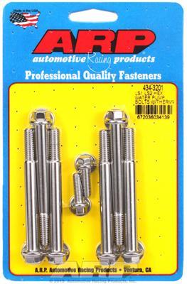 ARP 134-3201 Water Pump Bolt Kit