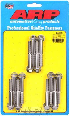 Arp 154-2002 Ford 351W hex intake manifold bolt kit